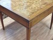 """restauro tavolo """"tedesco"""""""