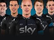 Ciclismo: squadra team Tour France 2013