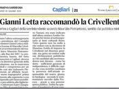 Gianni Letta raccomandata
