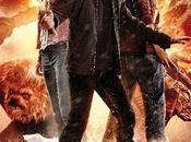 Logan Lerman company mostri nuovo poster Percy Jackson: Mare Mostri