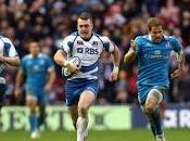 Grande sabato rugby canali Sport quattro match diretta esclusiva. campo anche l'Italia contro Scozia