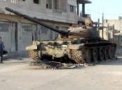 Siria: uccisi bambini Damasco. Carri armati Assad colpiscono abitazioni