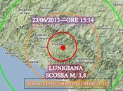 Terremoto Lunigiana oggi, nuovo sisma intenso