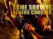 Diesel scontra Dave Bautista nuovo artwork dedicato Riddick