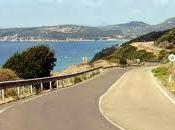 Alghero-Bosa panoramica belle Sardegna
