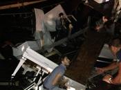 Catania: crolla solarium Torre Archirafi (Riposto), feriti