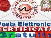 Posta Elettronica Certificata gratuita