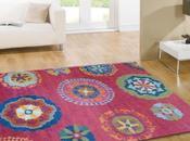 Caratteristiche tappeti: fibre sintetiche artificiali
