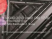 AltaRoma AltaModa 2013. Accademia Factory 2013 r/evolution
