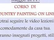 Corso on-line Country Painting