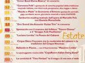 """Estate Palau """"Un'estate eventi 2013″ programma musica,cultura divertimento"""