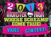 nuovo video della Monster High!