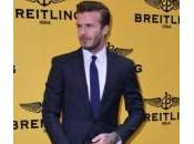 John Travolta David Beckham lancio store Breitling Londra