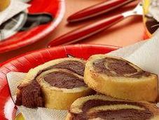 Rotolo cioccolato fondente