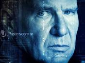 Harrison Ford Butterfield characters poster Ender's Game