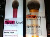 Real Techniques...Expert face brush Setting brush!!! (più confronto dupe made china)!!! review...