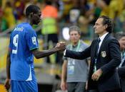 """Prandelli: """"Senza Balotelli equilibrio: Mario dovrà riguardare queste partite"""""""