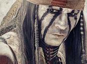 stasera l'indiano Johnny Depp sarà cinema Lone Ranger