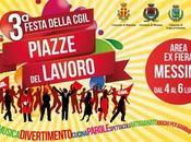 """Edizione Festa CGIL """"Piazze Lavoro"""" Sicilia"""
