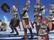 Final Fantasy Presenti costumi Lightning Snow Notizia