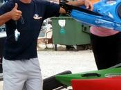 Kayaking Skopelos!