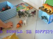 Libro sugli animali bambini piccoli