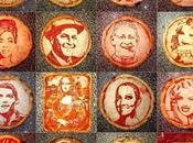 tante facce della pizza, personaggi famosi sulla pizza: ecco foto