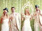 D.I.Y. Photo Booth Wedding