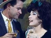 """sabato sera La7d accende ciclo Cinecollection, stasera ricorda Shirley MacLaine, prima serata """"Irma dolce"""", seguire Vedova Americana"""""""