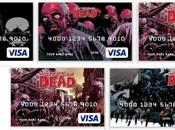 carte credito (americane) Walking Dead