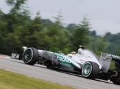 Germania. Hamilton pole davanti alle Bull