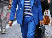 Lapo Elkann style ballerine blu: shopping Milano