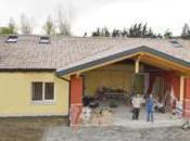 anno terremoto Emilia centro polifunzionale Rovereto donato impianto fotovoltaico