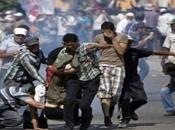 Egitto pieno caos