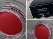 Diorblush Cheek Creme Panama: prime impressioni swatches