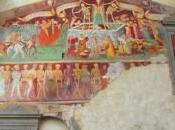 misteri nell'arte: Clusone, affreschi della morte danze macabre