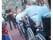 Back wheels Sting Arena