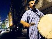 Istanbul, Europa: feste dell'islam tamburo ramadan (ramazan 2013)