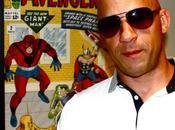 Diesel aggiorna incontro segreto Marvel Studios