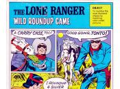 Lone Ranger disegnato Jack Kirby