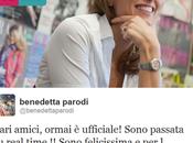 "Benedetta Parodi lascia approda Real Time: posto giusto target"""