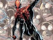 Superior Spiderman serie, miniserie, crossover, costumi, responsabilità anche caffè!