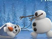 Tutti personaggi prossimo cartoon Disney intitolato Frozen Regno Ghiaccio