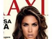 Melissa Satta sulla copertina Maxim: bella sensuale