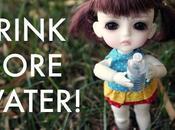 Drink More Water pere acqua sfrutta frutta!