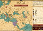 Total War: Rome pubblicata mappa interattiva mondo gioco