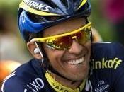 Cavendish vince, Contador recupera Froome