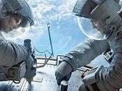 George Clooney Sandra Bullock lavoro nello spazio nella nuova immagine Gravity