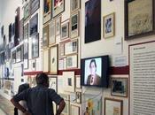 ALLESTIMENTO Ritratto città. Arte Roma 1969-2001 Mostra MACRO