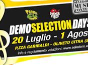 Partecipa anche Demo Selection Days!